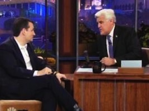 Leno to Cruz: Doesn't Being a Man of Principle Prevent Compromise?