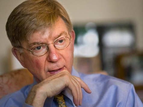 George Will: Other Than Nixon 'Has There Ever Been a Worse First Year of a Second Term?'