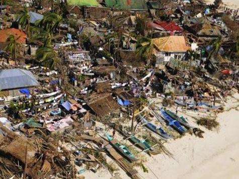 VIDEO: Super Typhoon Haiyan Causes Mass Destruction