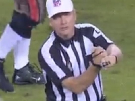 MNF Announcer Accidentally Thinks Personal Foul is on Incognito