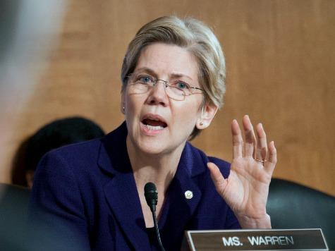 Elizabeth Warren: GOP Making 'Naked Attempts to Nullify' 2012 Election