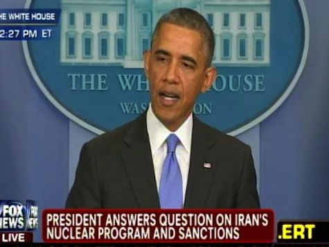 Obama: 'It's On Me'