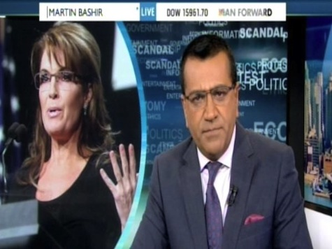 Martin Bashir Apologizes To Governor Palin
