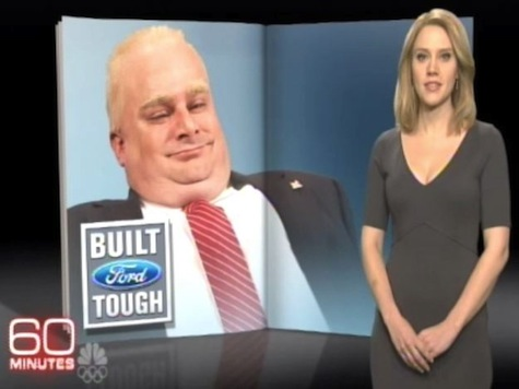 SNL Hits 60 Minutes With Crack Mayor