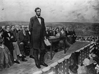 *Live Stream* 150th Anniversary of the Gettysburg Address
