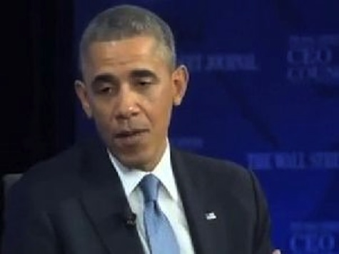 Obama: Federal Government Can't Do IT Efficiently