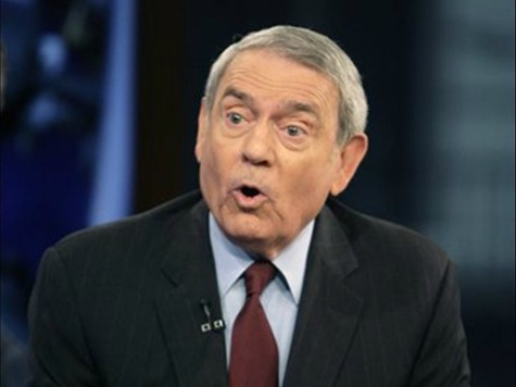 Dan Rather Upset at CBS for Scrubbing Him from JFK Coverage