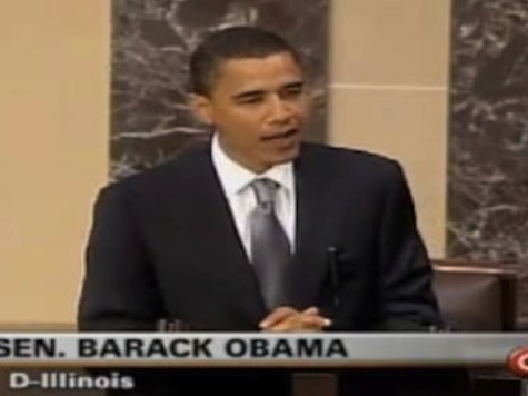 Obama '05: If Republicans Kill Filibuster, 'Gridlock Will Only Get Worse'