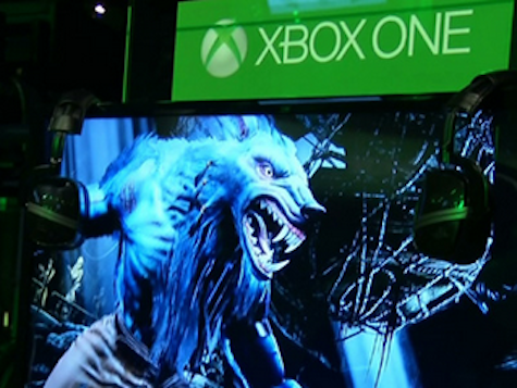 Microsoft's Xbox One Goes On Sale