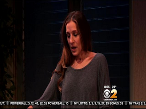 Sarah Jessica Parker Returns To The Stage