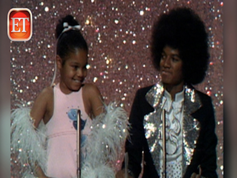 AMA Flashback '75: MJ Gets Help From Janet