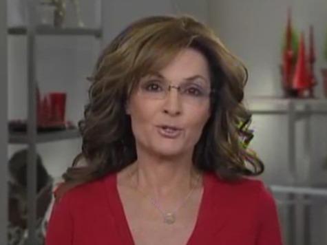 Palin: MSNBC Executives 'Condoning' Bashir's 'Vile, Evil Comments'
