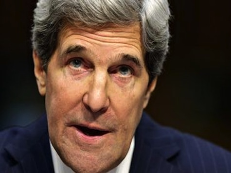 Kerry On Iran Deal: 'Can't Always Start Where You Want To Wind Up'