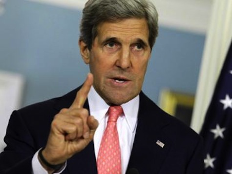 Kerry: 'No Daylight' Between U.S. and Israel