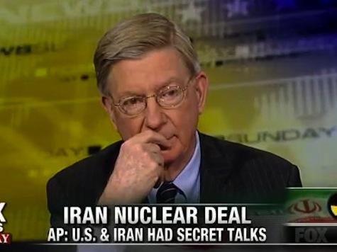 George Will Talks Iran Nuke Deal
