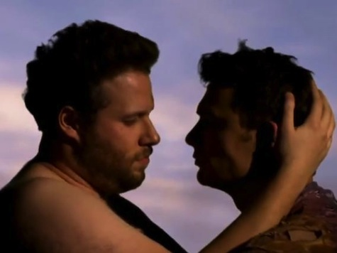Masterful Mockery: James Franco, Seth Rogen Recreate Kanye's Music Video Shot for Shot