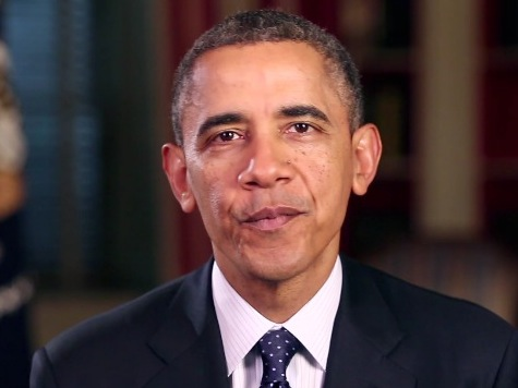 Obama's Thanksgiving Day Message