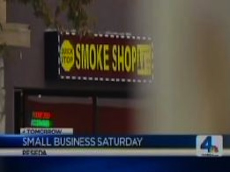 SoCal Local News Features Pot Shop For Small Business Saturday Story