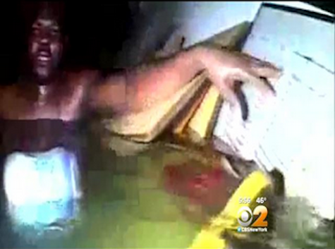 Man Found Alive In Depths Of Ocean