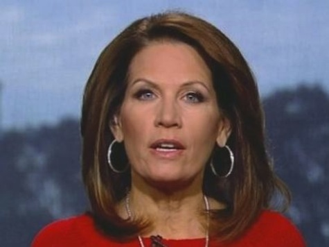 Bachmann: Obama 'Has Rewritten The Constitution For Himself'