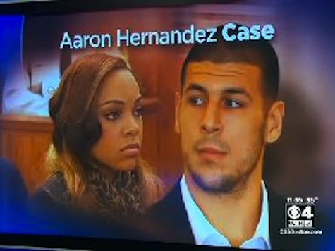 Prosecutor Claims Aaron Hernandez's Girlfriend Lied To Grand Jury 29 Times