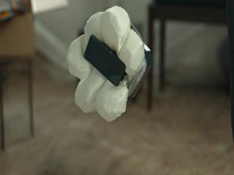 Honda Makes First Smartphone Case With Emergency Airbag