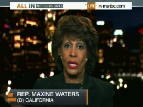 Maxine Waters: US Conservatives Believed Black South Africans Were 'Crazy,' 'Murderers'