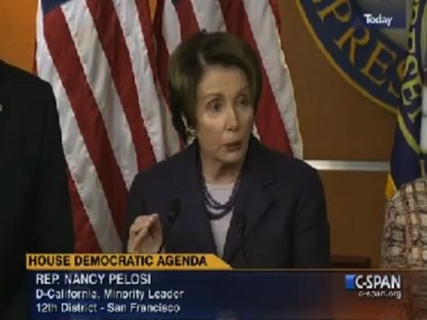 Pelosi: Unemployment Benefits 'Increases Employment'