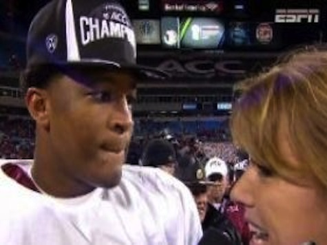Jameis Winston Walks Off ESPN Interview Amid Questions on Rape Investigation