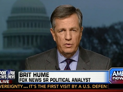 Brit Hume: Ezekiel Emanuel a Victim of Being a 'True Believer' in ObamaCare