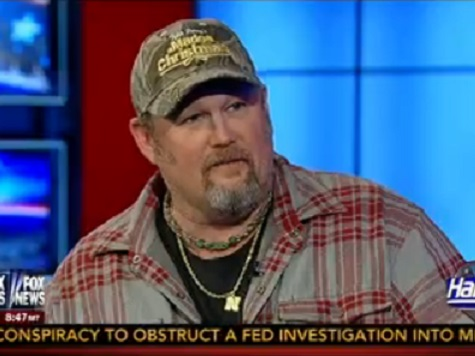 Larry the Cable Guy Slams ObamaCare, Offers Sean Hannity Role of Stripper in Next Film