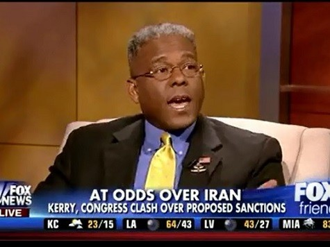 Allen West Slams Obama's Latest Foreign Policy Gestures