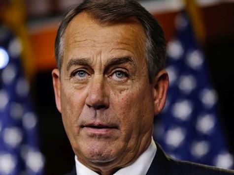 Boehner: Far Right Has Lost Credibility