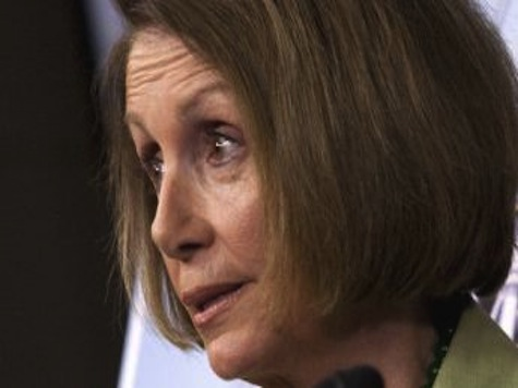Pelosi Claims Republicans Tell Her They Don't Want Americans to Get Unemployment Checks
