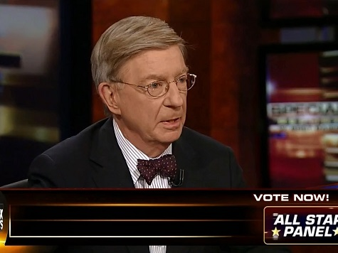 'It Serves Them Right': George Will Slams Insurance Companies for Cozying Up With Big Government