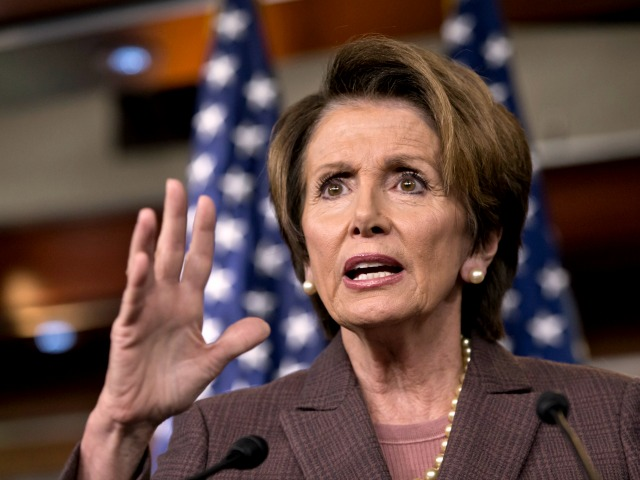 Pelosi: Republicans Have 'Disrespect' For Women