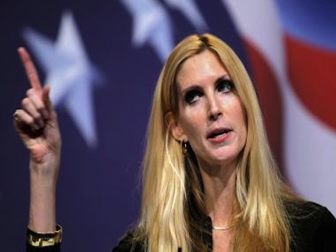 Ann Coulter: Republicans Might Have To Rule From Congress