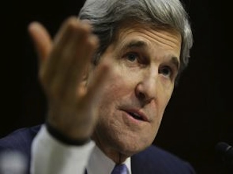 Kerry Claims US Hasn't Abandoned Levinson