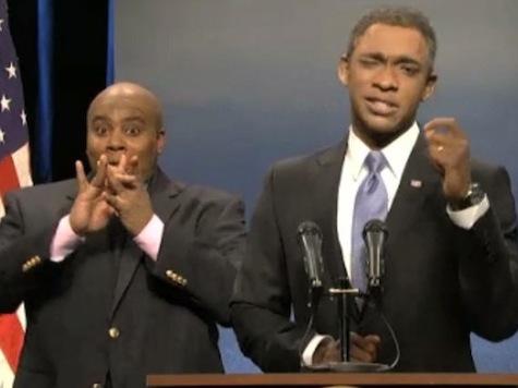 SNL Mocks Obama's Mandela Memorial Controversies