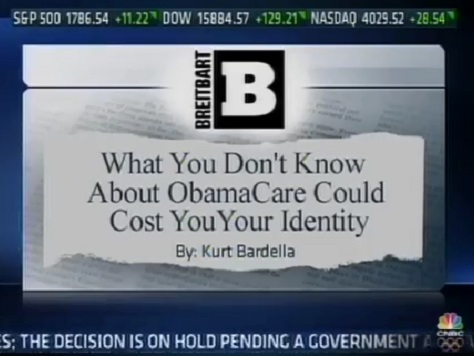 Kurt Bardella on CNBC with Larry Kudlow: How Much Do You Trust Government?