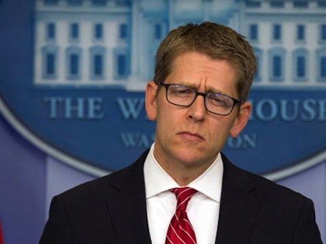 Carney Attacks GOP For 'Sabotaging' ObamaCare