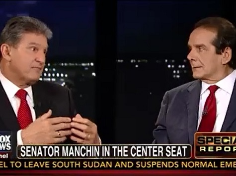 Krauthammer To Manchin: 'Why Don't You Fess Up and Become a Republican?'