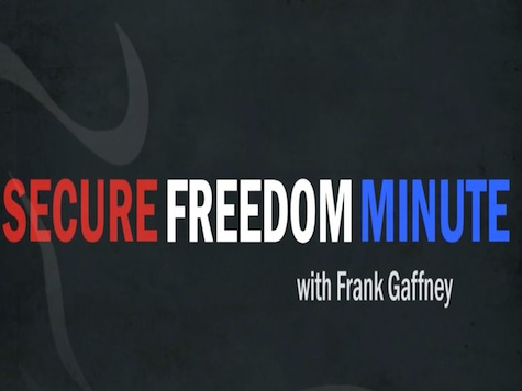 Frank Gaffney's Wednesday's 'Secure Freedom Minute' on the Departure of Rep. Frank Wolf (R-VA)