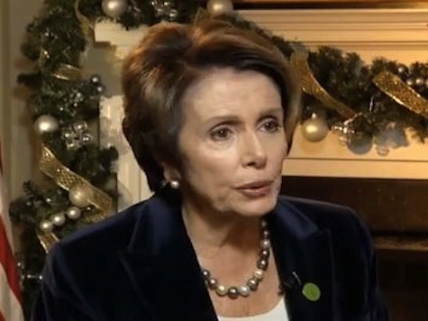 Nancy Pelosi: Unless They Commit Crime Deportation of Illegals 'Totally Unjustified'