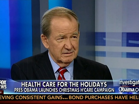 Pat Buchanan Talks Anti-Christmas Atheists, Christian Persecution in Middle East