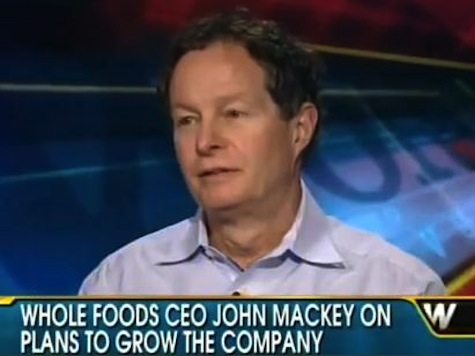 Whole Foods CEO: ObamaCare 'Escape Clause' Going to Create Permanent American Part-Time Workforce