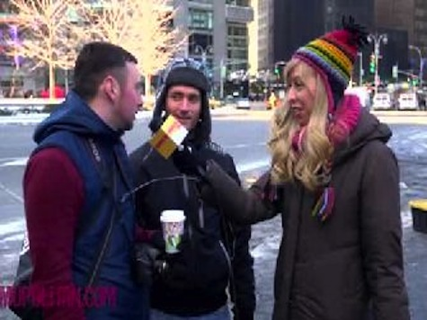 Average 'Man on The Street' in New York City Can't Name the Continents
