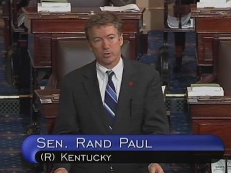 Senator Rand Paul on The Death of The Filibuster