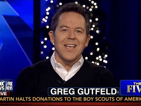 Gutfeld on 'Duck Dynasty': A&E 'Cowardly' for Robertson Suspension, But It Isn't a Free Speech Issue