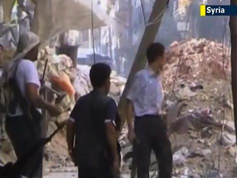 Amnesty International: Al-Qaeda Running Syria 'Torture Jails'